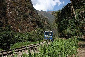 Tren Machu Picchu