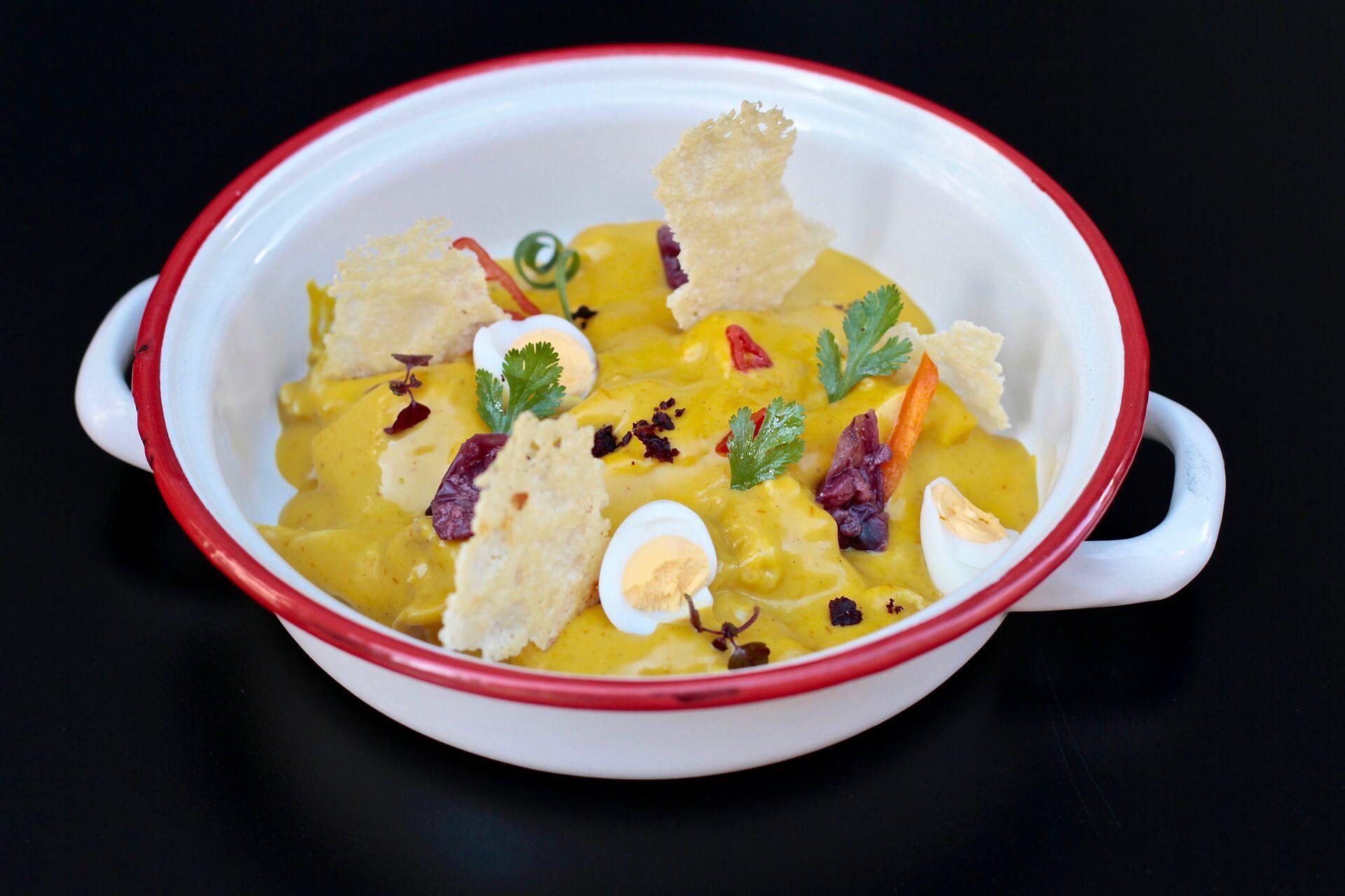 La mejor cocina peruana de Madrid 2
