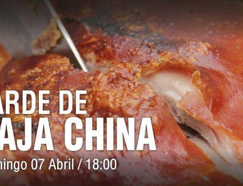 Evento «Tarde Caja China» 7 de abril