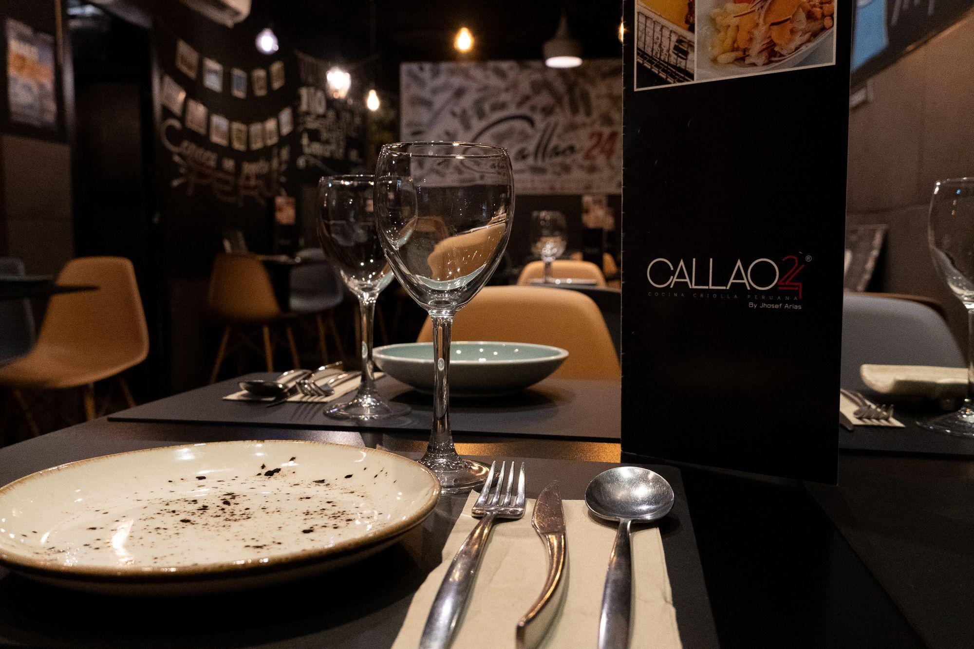 Salón Restaurante Callao24